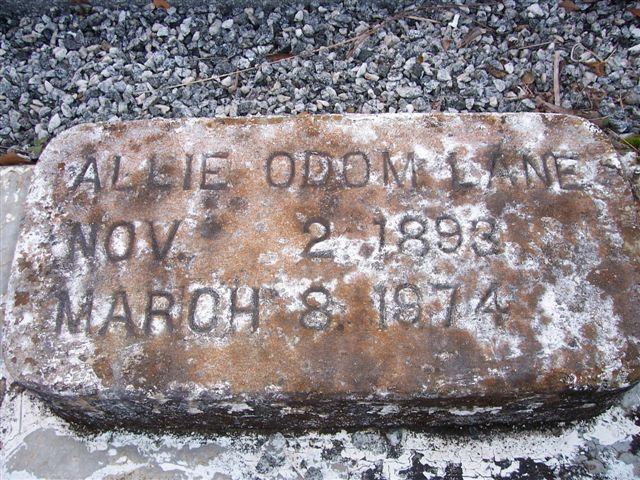 Allie J Odom
