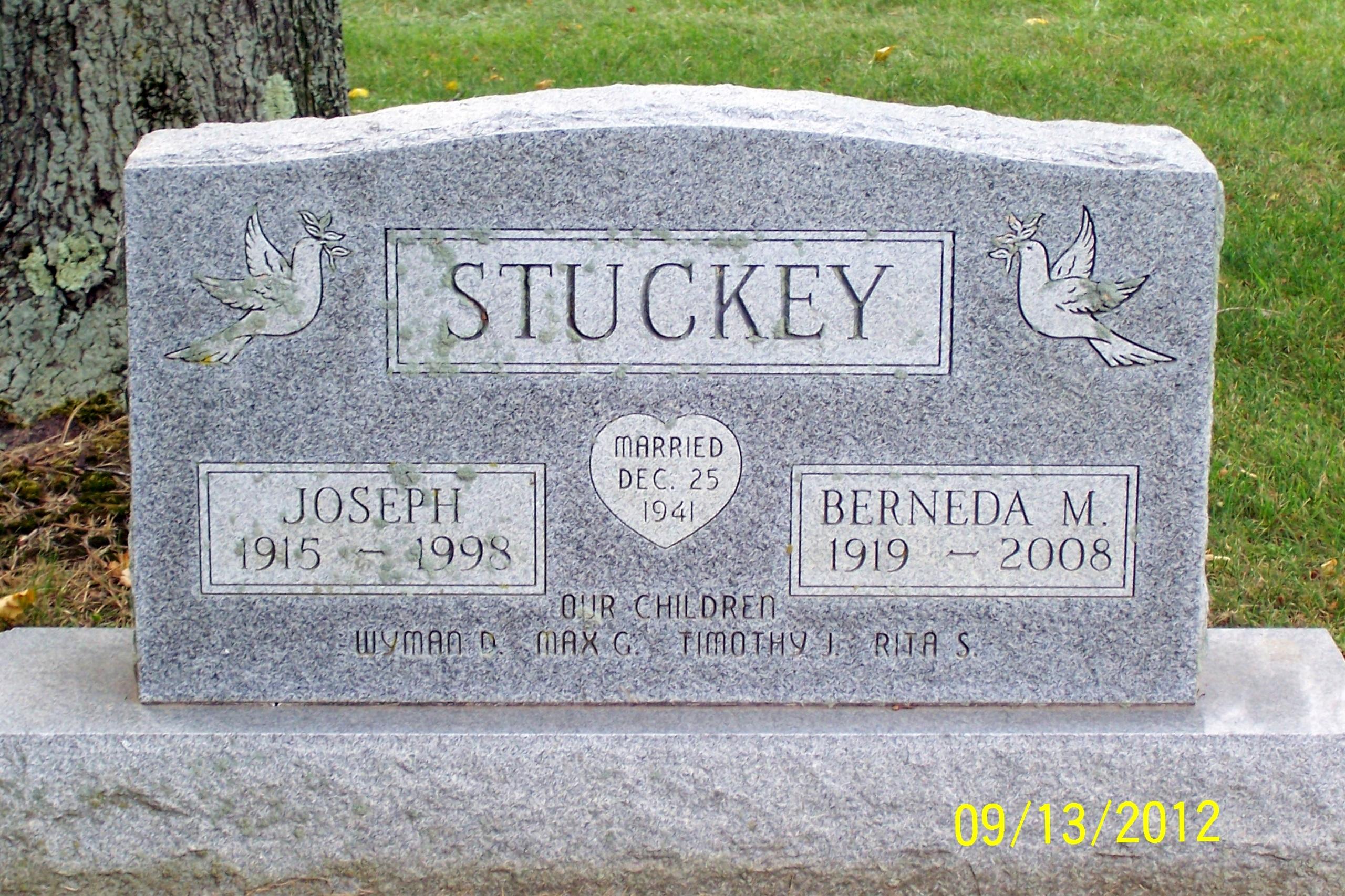 Joseph Stuckey