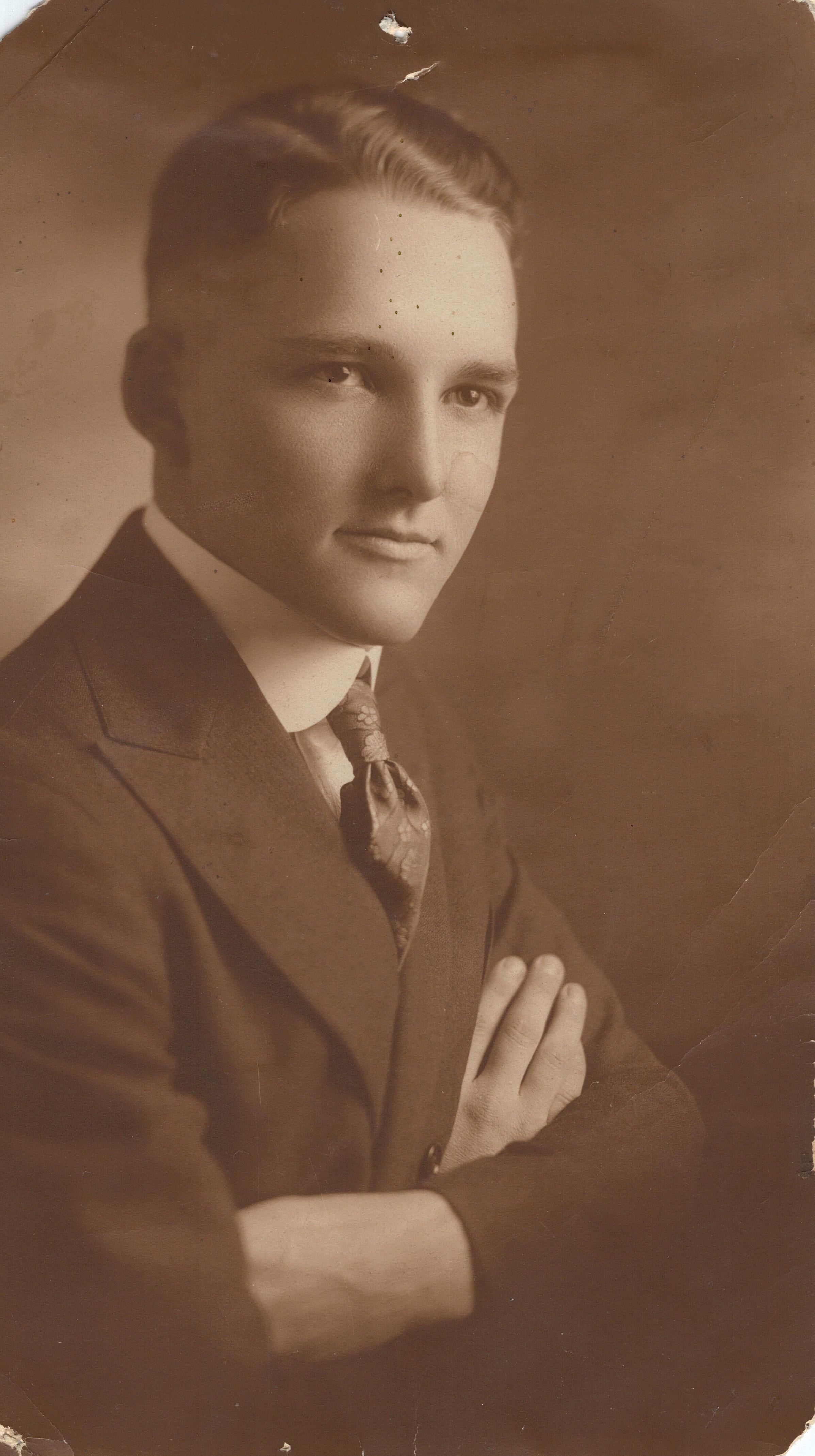 Bruce Edward Wright