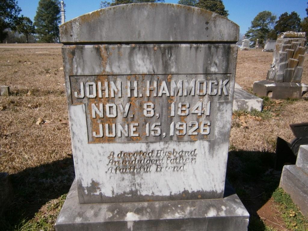 John M Hammock