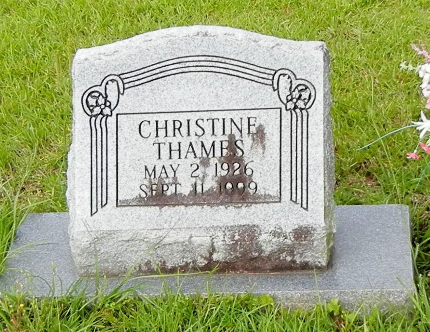 Christine Thames