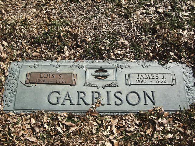 Jasper James Garrison