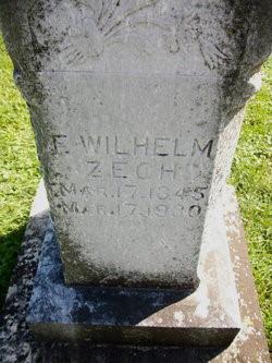 Frederick William Zech