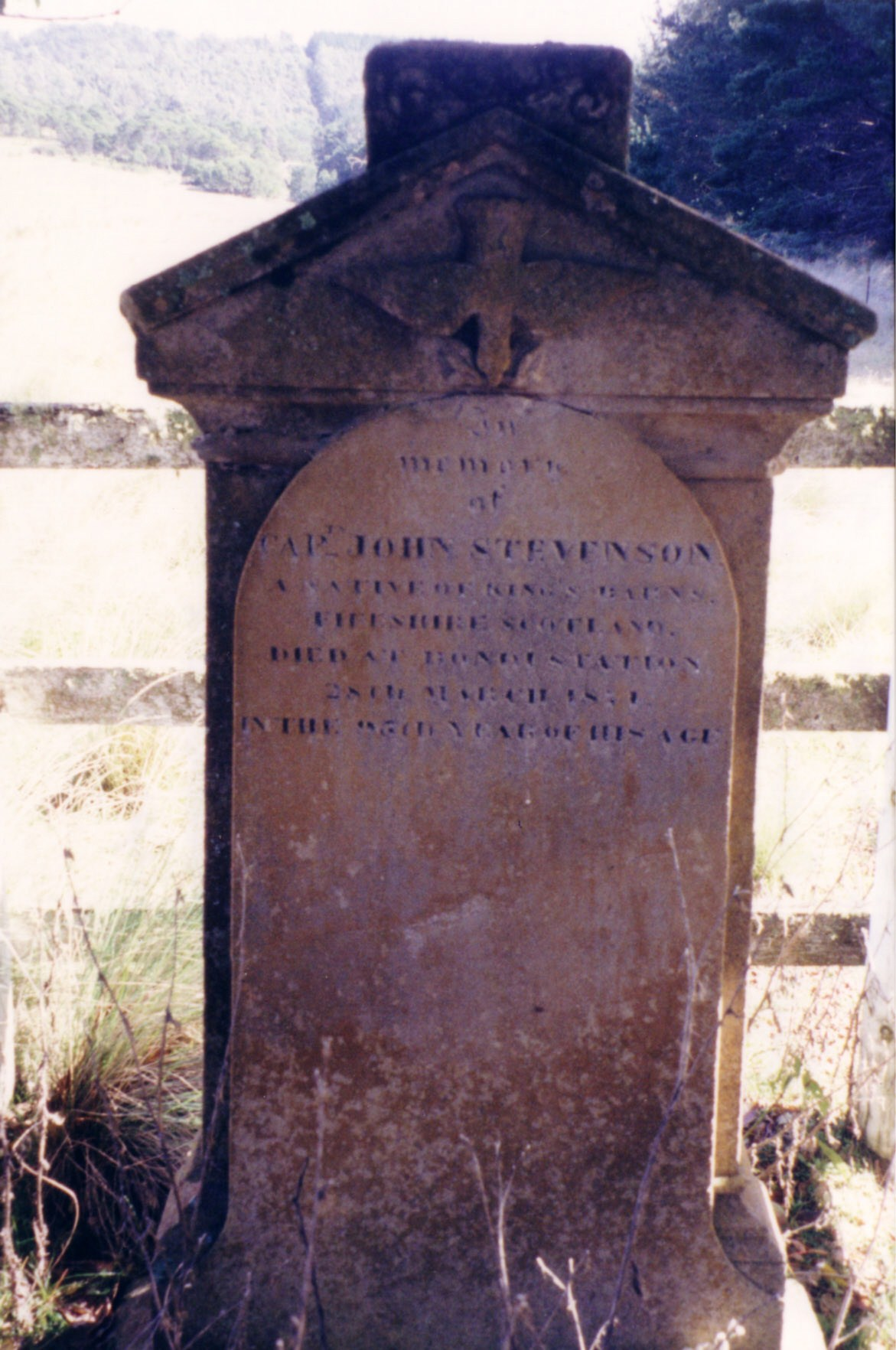 John Henry Stevenson