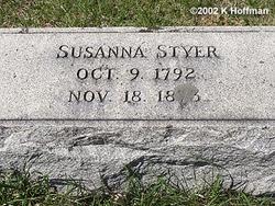 Susanna Yohn