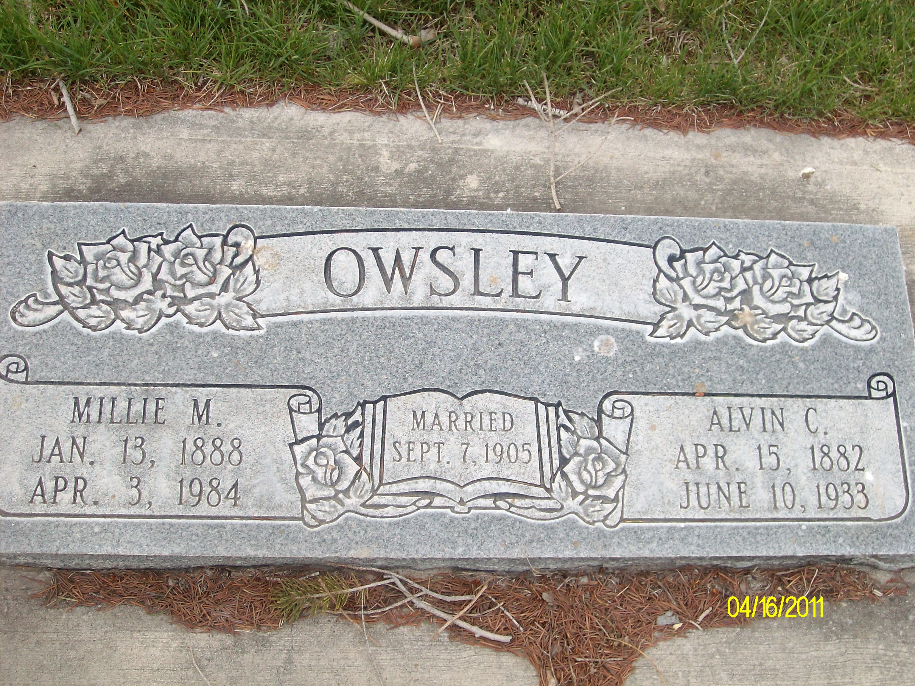 Alvin Owsley