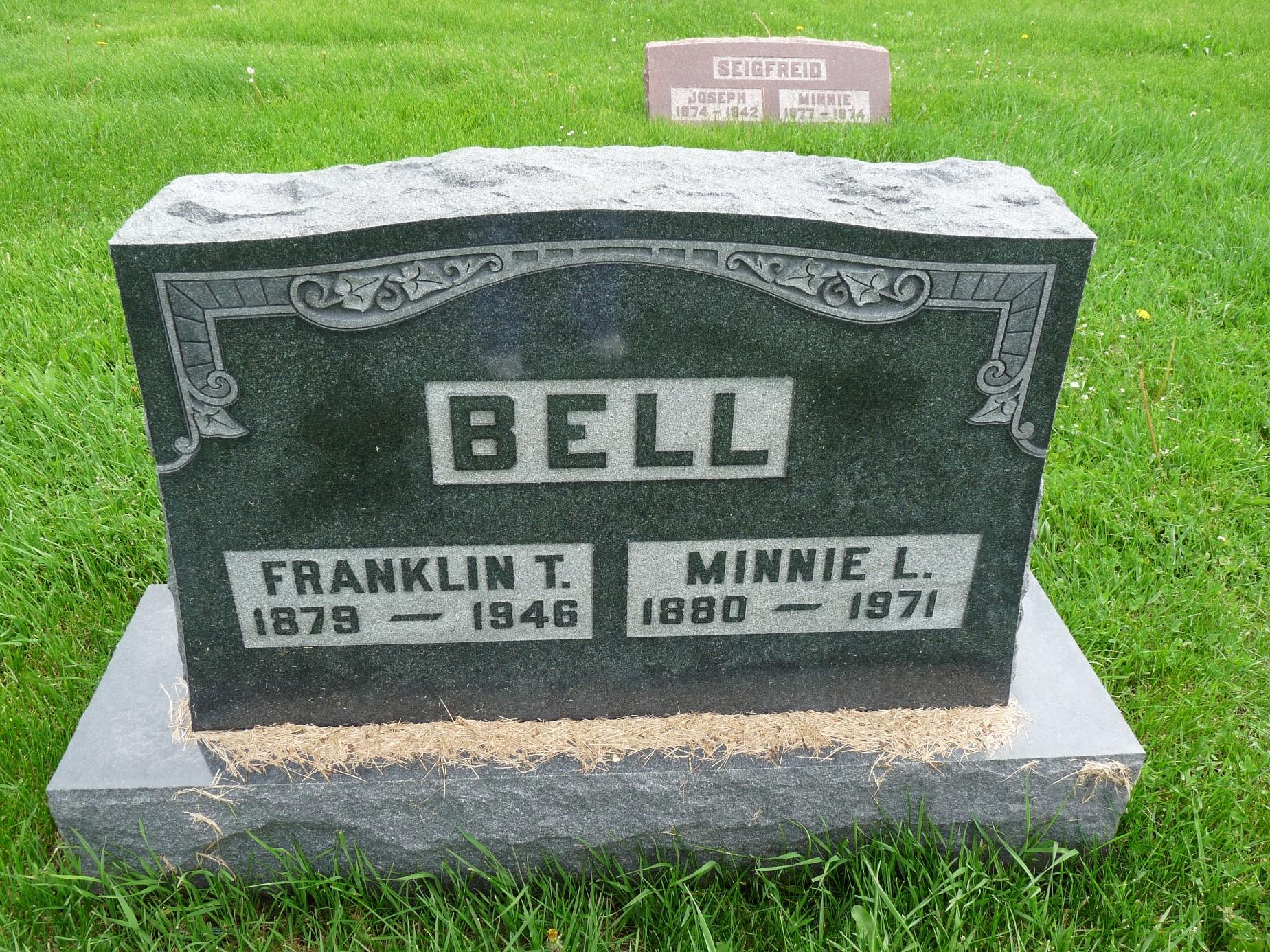 Thomas T Bell