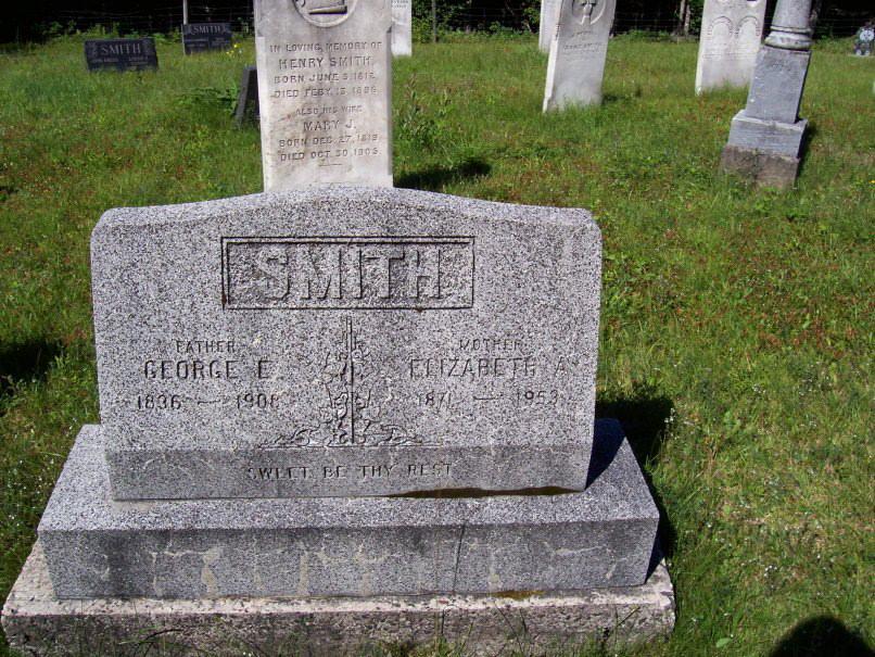 George Elwood Smith