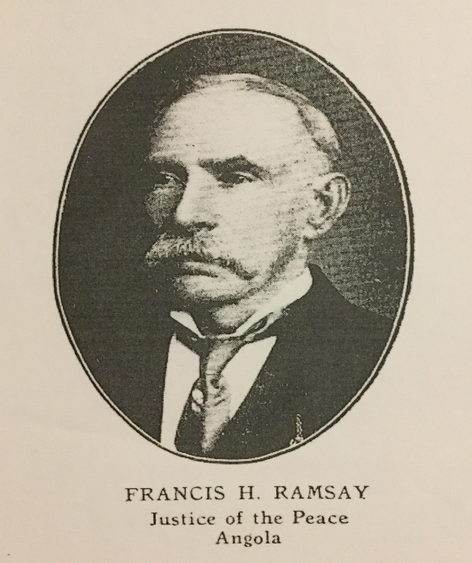 John H Ramsey