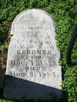 Charles Augustus Gardner