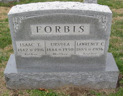 Isaac Forbis