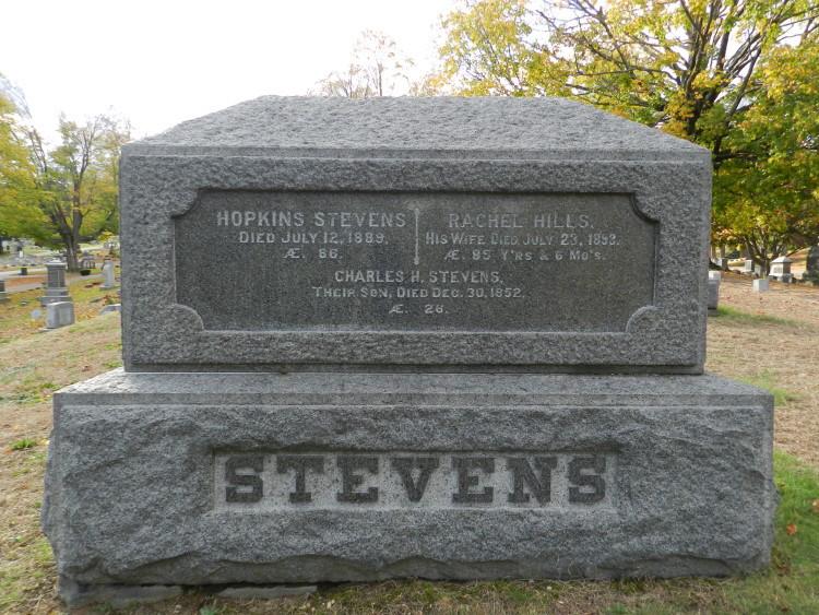 Hopestill Stevens