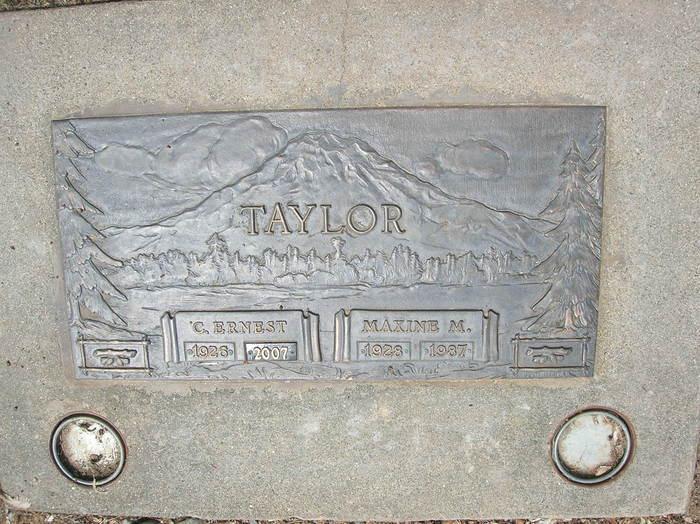 Bert Edward Taylor