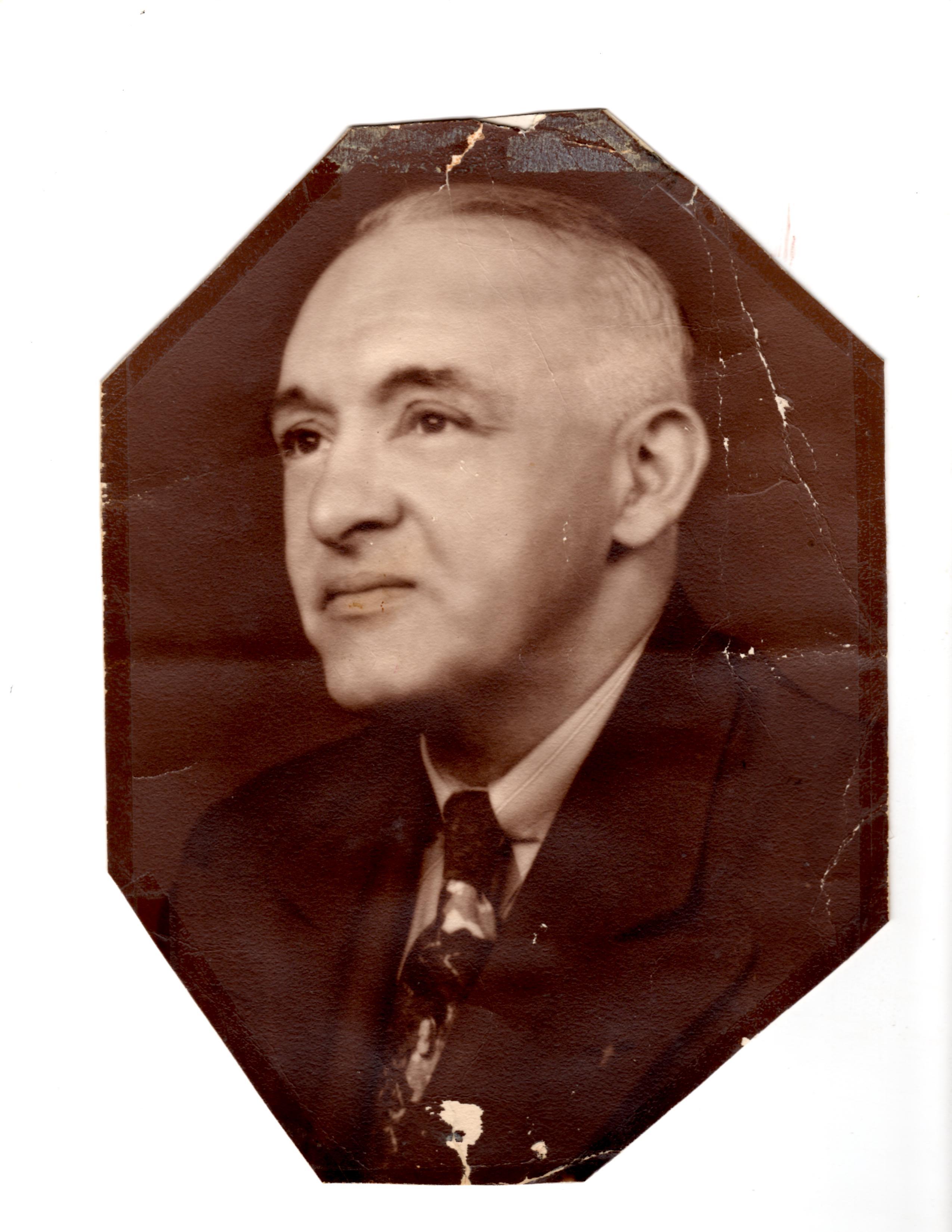 Charles P Brickey