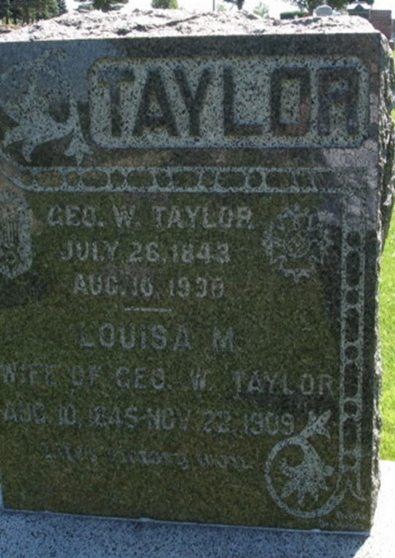 George Washington Taylor