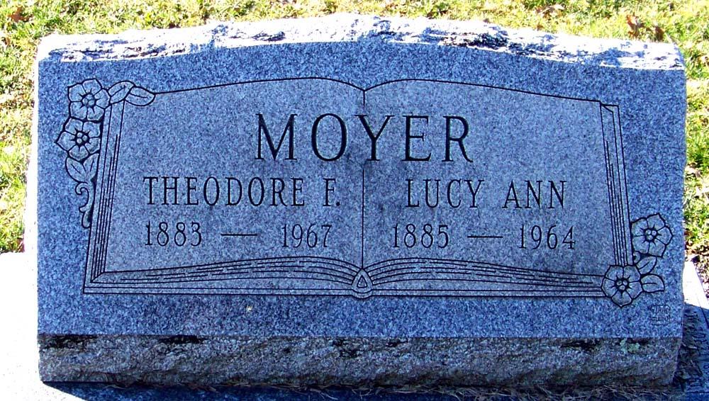 Theodore F Moyer