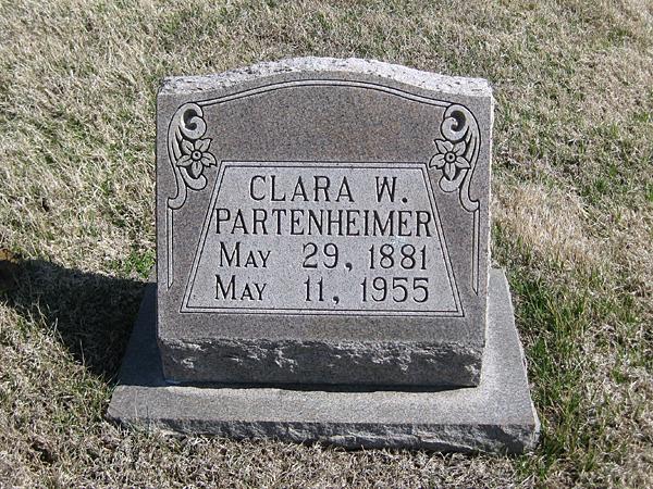 Caroline M Partenheimer