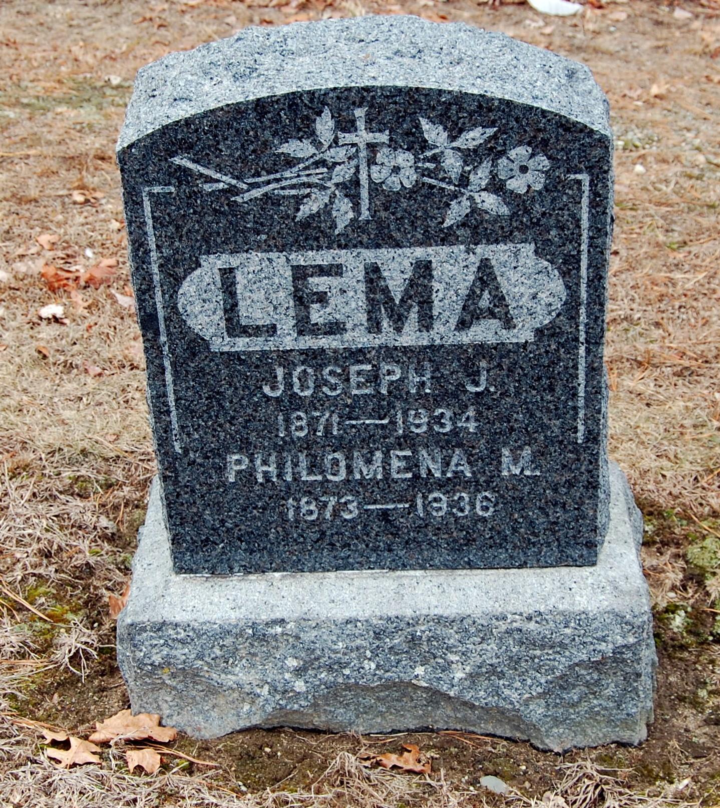 Ernest Joseph Lema
