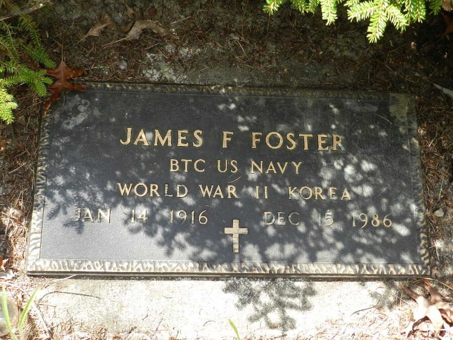 James Brundage Foster