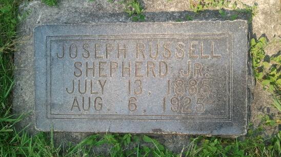 Joseph Marshall Shepherd