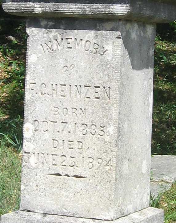 Johann Henzen