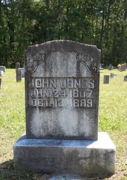 John Benjamin Jones