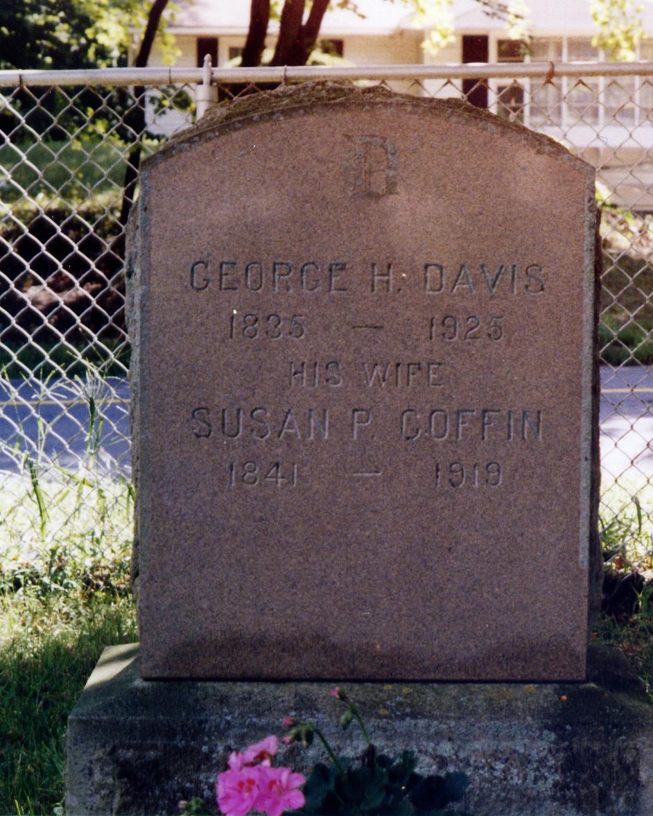 George Hamilton Davis