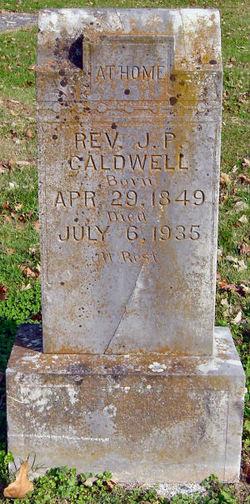 James P Caldwell