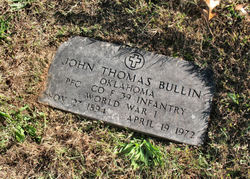 Thomas Bullin