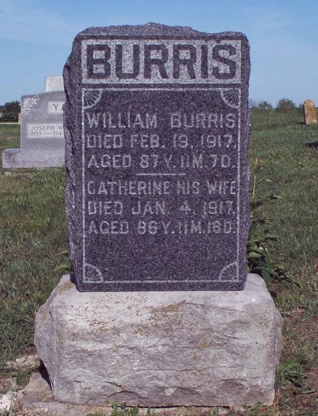 William Henry Burris