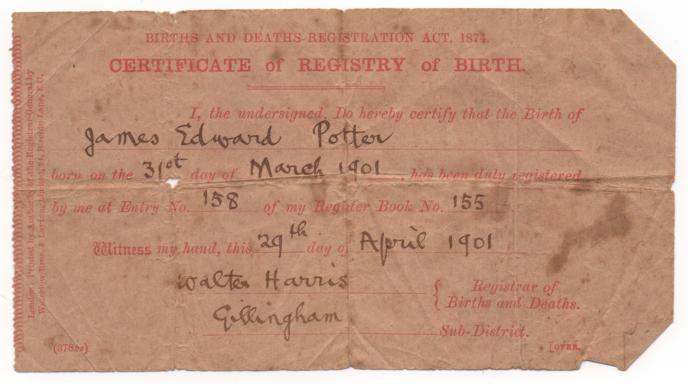Edward Potter