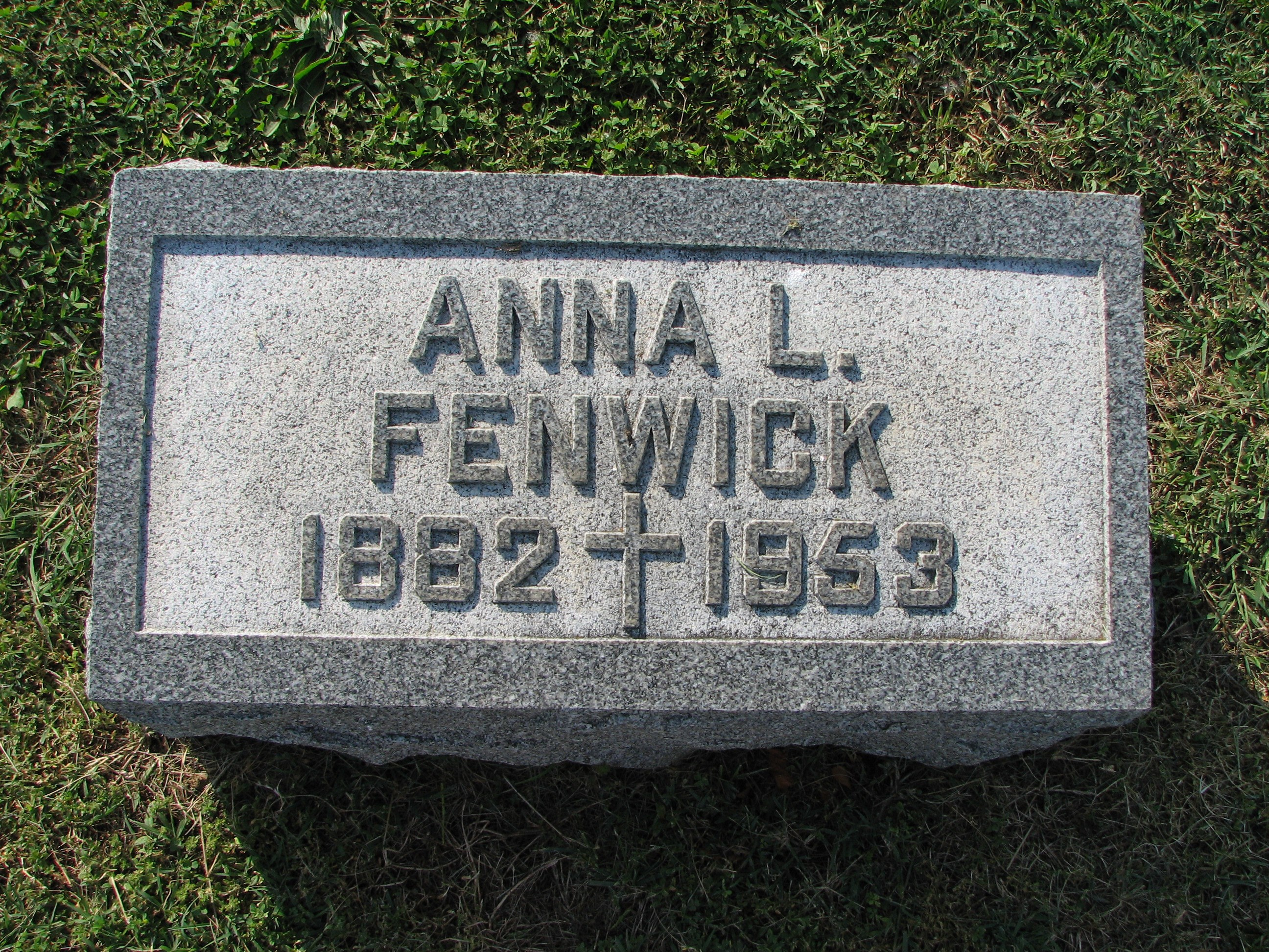 Anna Fenwick