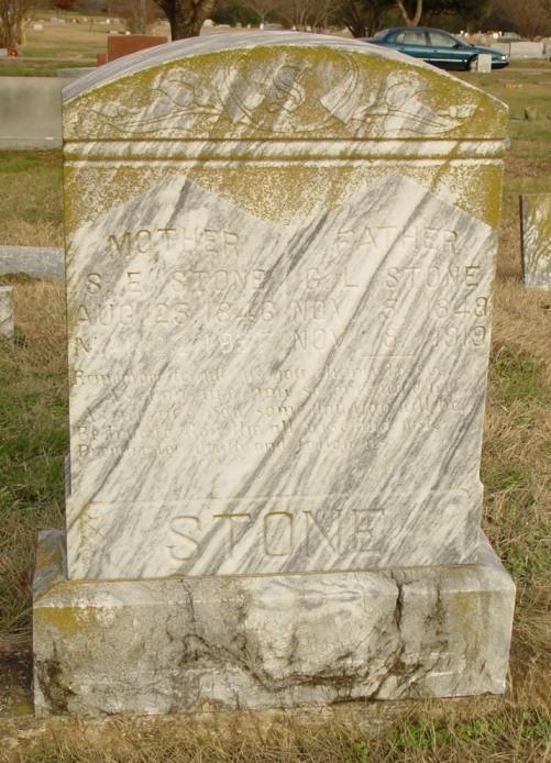 Noble L Stone