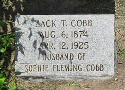 Lucretia T Cobb