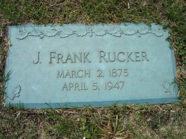 Frank Rucker