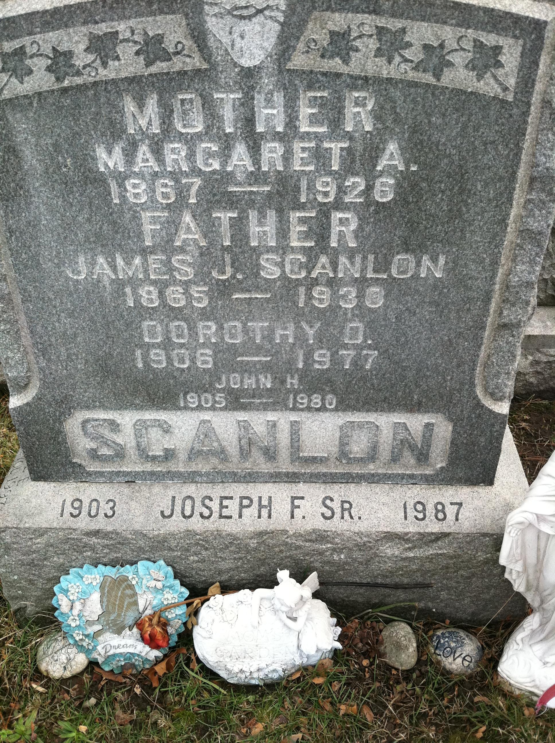 James J Scanlon