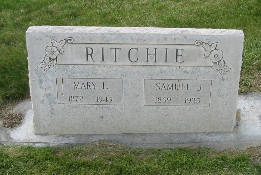 Ishmael Ritchie