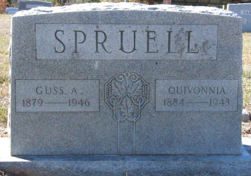 George Allen Spruell