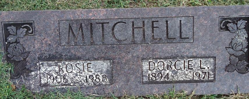 Rosie Lee Mitchell