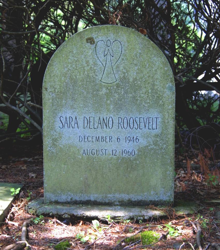 Sara Delano Roosevelt