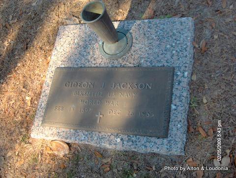 Gideon Jackson