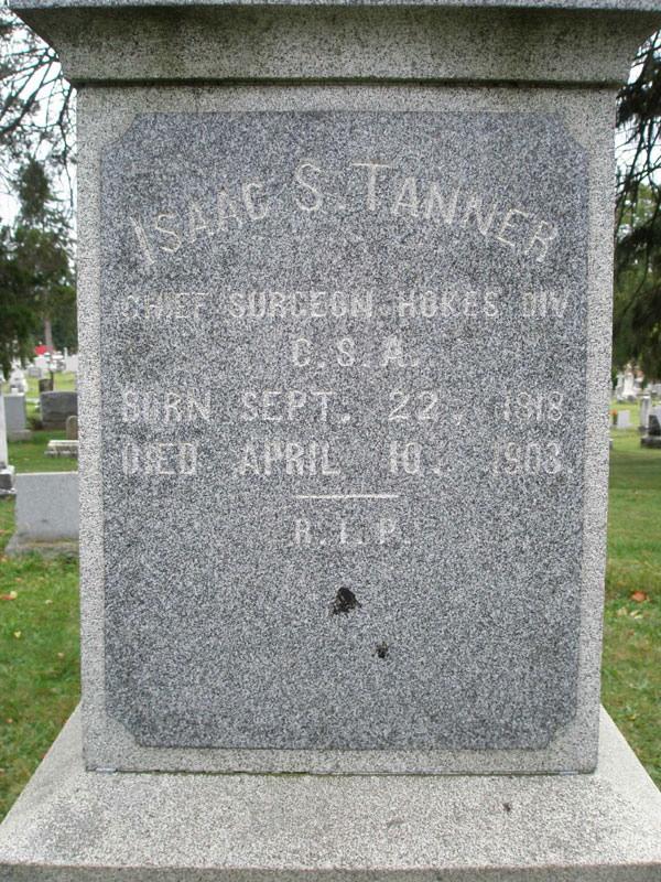 Isaac Tanner