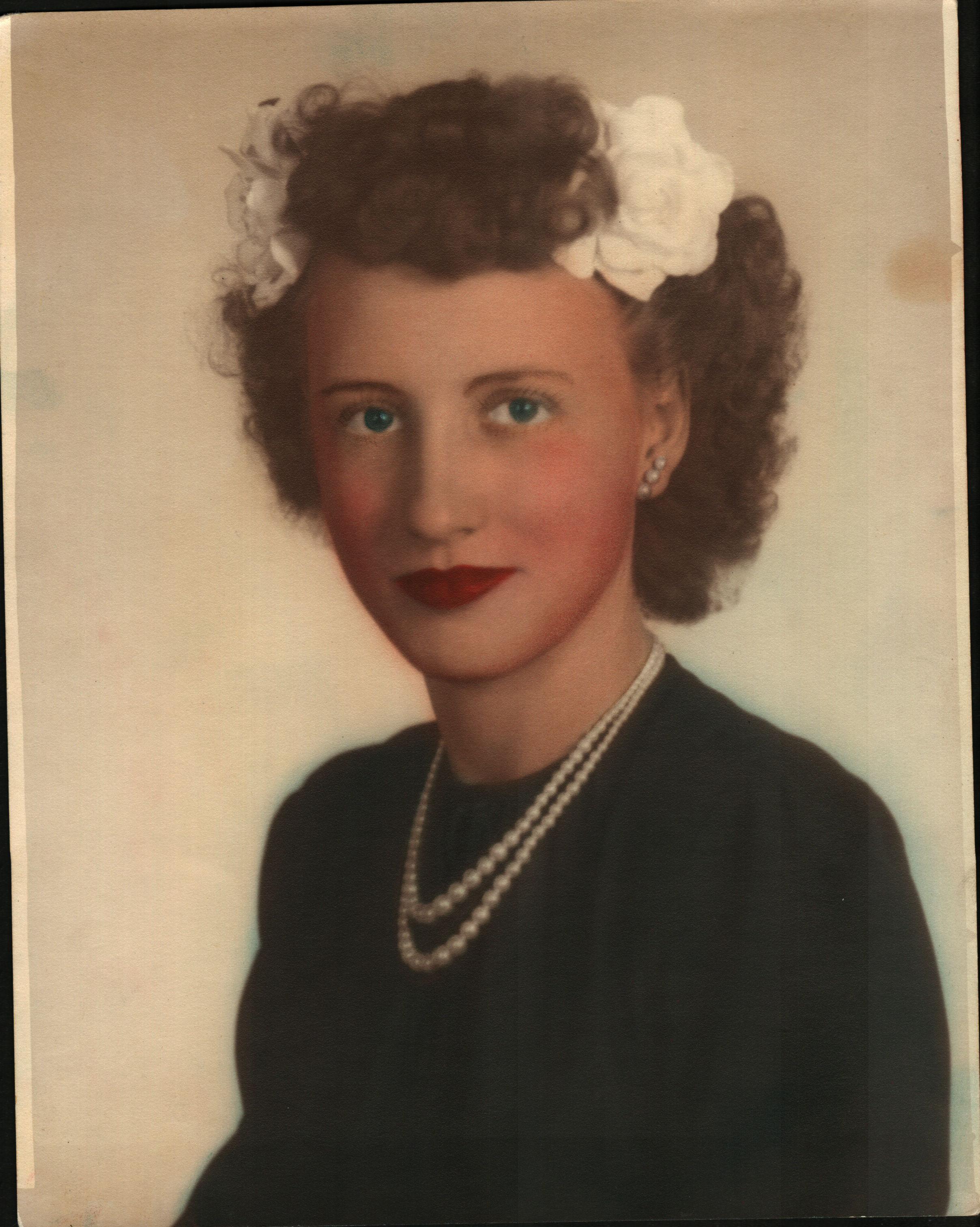 Dorothy Marie Webb