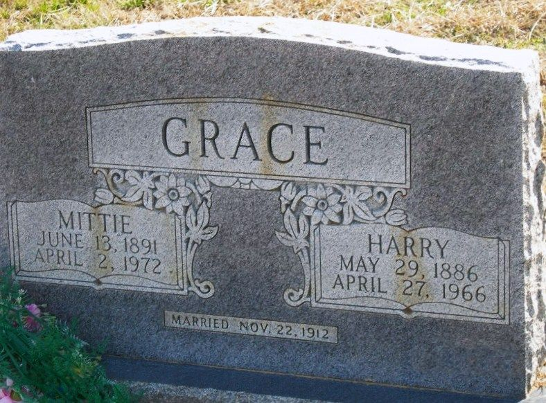 Harry Grace