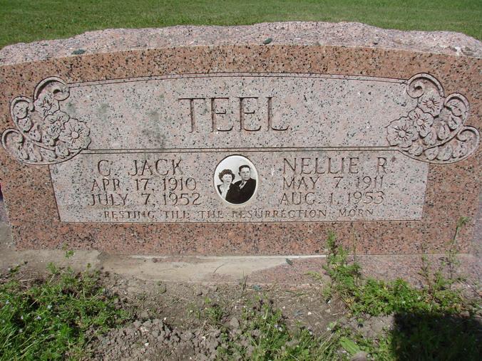Claiborne Jackson Teel