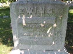 Ephraim Brevard Ewing