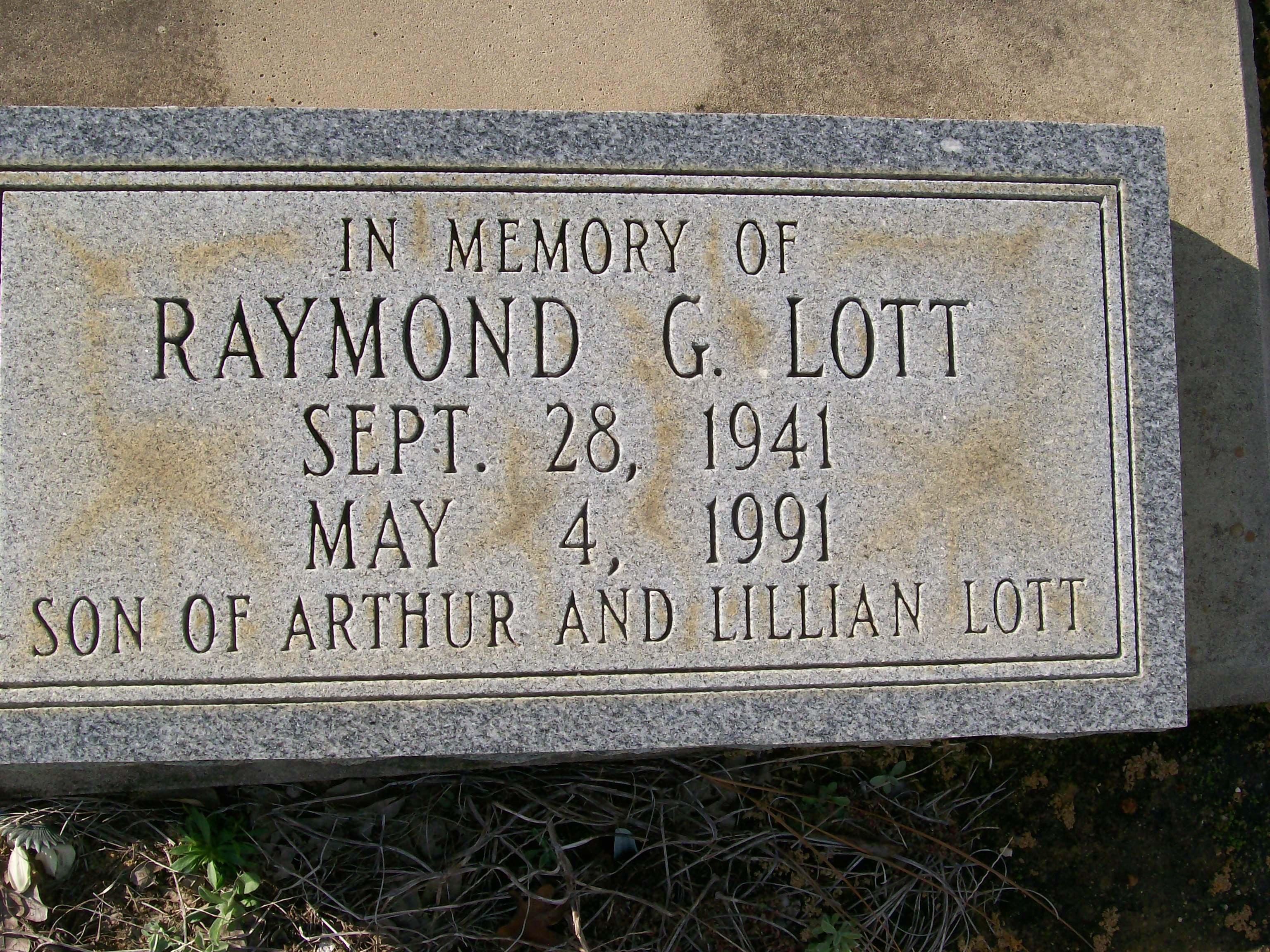George Lott