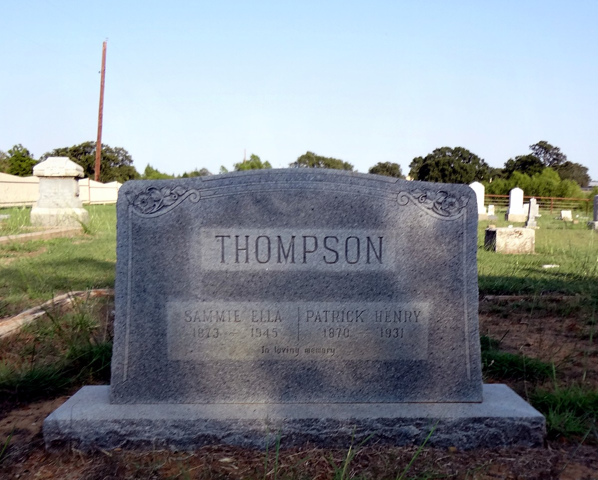 Patrick Henry Thompson