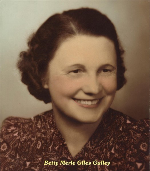 Betty Merle Giles