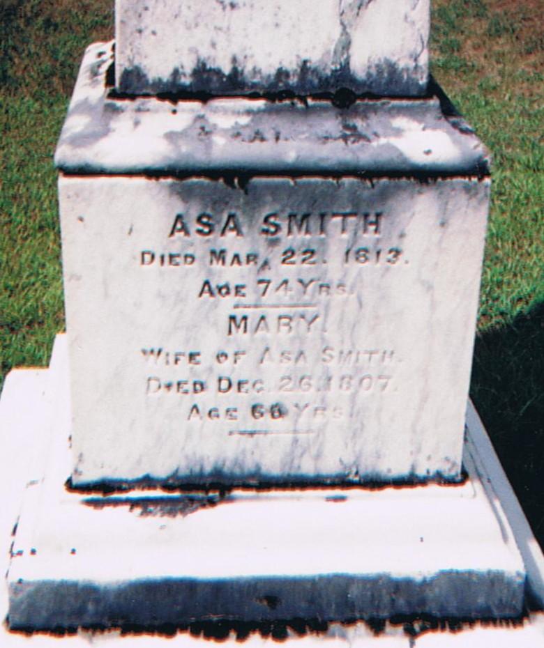 Asa Smith